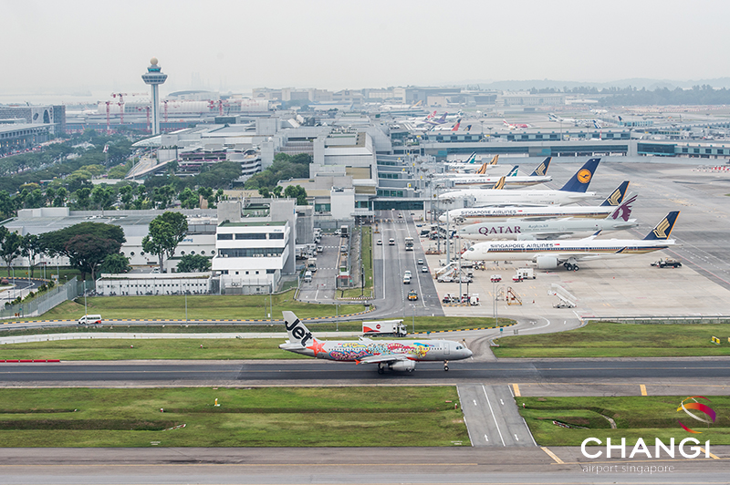 Airside - Taxiways