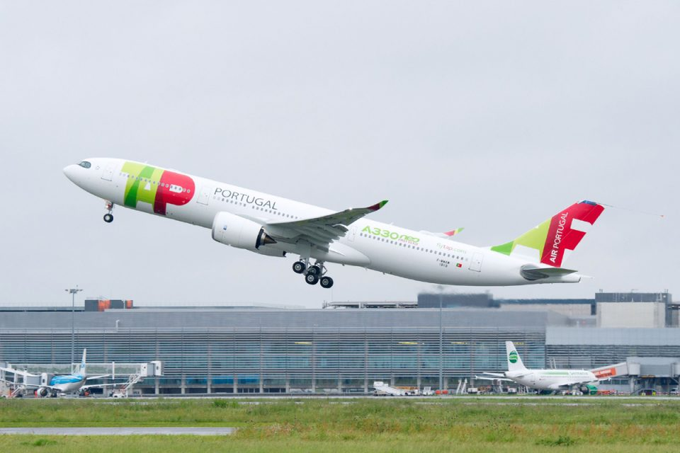 A330-900 neo TAP
