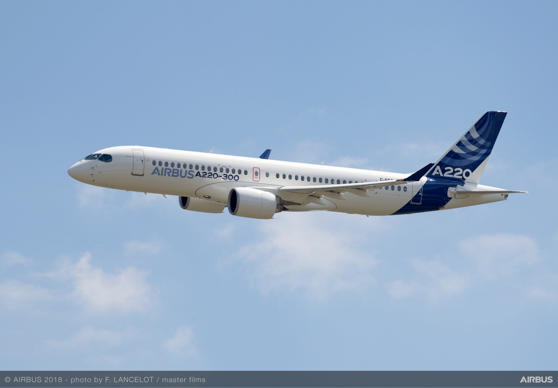Airbus A220-300 1