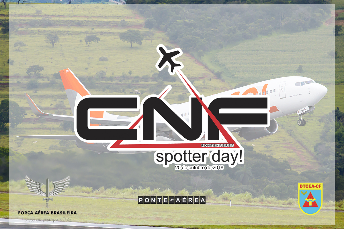 CNF Spotter Day chamada