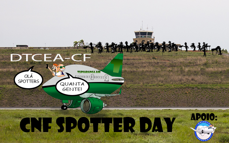 CNF SPOTTERS DAY